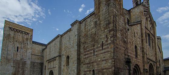 La ruta románica de Cataluña-catedral de la Seu d'Urgell Intripid