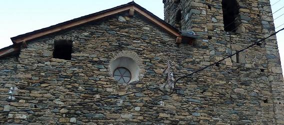 La ruta románica de Cataluña-Sant Julià d'Espui Intripid