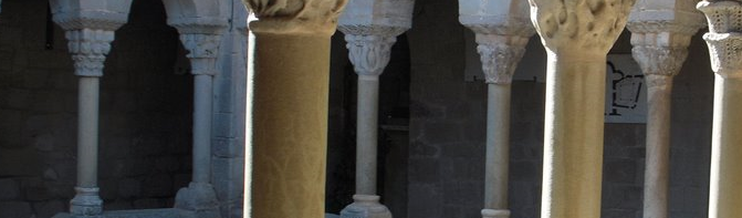 La ruta Románica de Cataluña Santa Maria de Lluçà Intripid