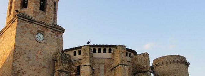 La ruta románica de Cataluña-Santa Maria de Tremp Intripid