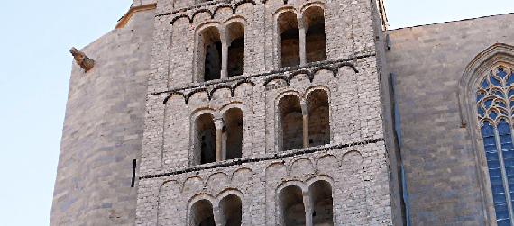La ruta románica de Cataluña-Torre Carlomagno Intripid