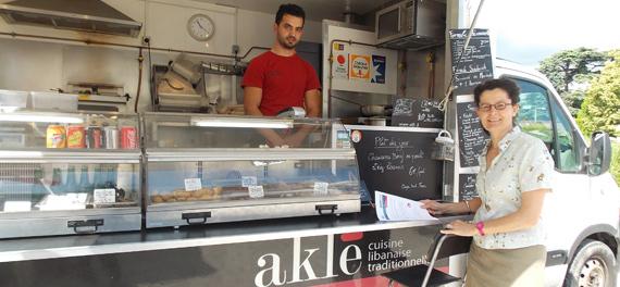 restaurants AKlé