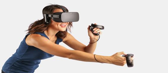 bloc réalité virtuelle