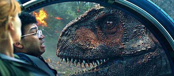 Jurassic Park - Parcours de survie
