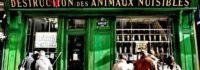 Les boutiques insolites à Paris